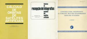Publicações Técnicas editadas por Bettencourt Faria fundador do Observatório Espacial da Mulemba - Angola