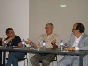 Oradores João Lázaro, CT1XI e CT1KH